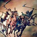 天启四骑士