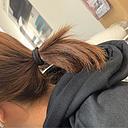 怀念自己的长头发
