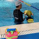 儿童游泳教师